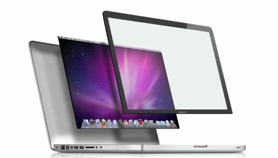 Clevo W550EU Replacement Laptop LCD Screen Panel (1366 x 768)