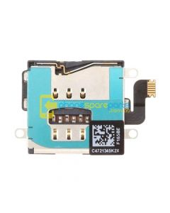 Apple iPad 3 sim card reader flex cable 3G version - AU Stock